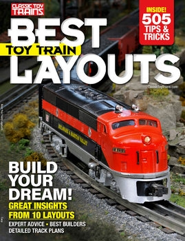 Best Toy Train Layouts (Classic Toy Trains Special)