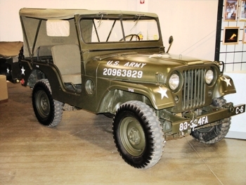 Willys M38 Radio Jeep Walk Around