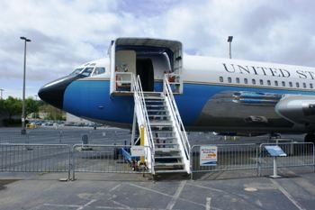 VC-137B Air Force One Walk Around