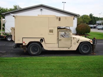 M1097 HMMWV Walk Around