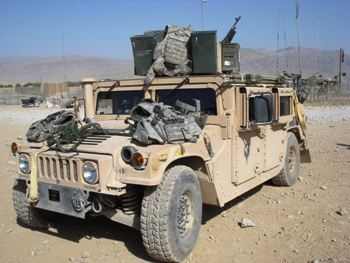M1151 HMMWV Walk Around