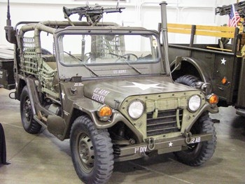 Ford M151 Mutt Walk Around