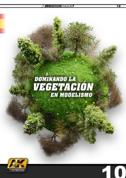 Dominando la Vegetacion en Modelismo (Learning Series 10)
