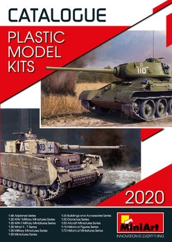 MiniArt Models Catalogue 2020