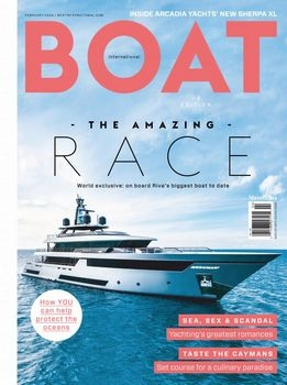 Boat International US Edition - February 2020