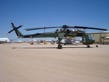 Sikorsky CH-54 Tarhe Walk Around