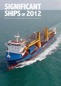 Significant Ships of 2012