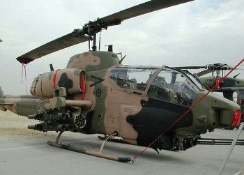 Bell AH-1W Super Cobra Walk Around