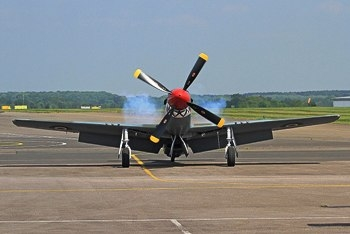 North American P51D Mustang Walk Around
