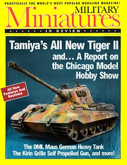 Military Miniatures in Review Vol.1 No.1 1993