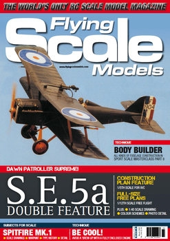 Flying Scale Models 2020-03