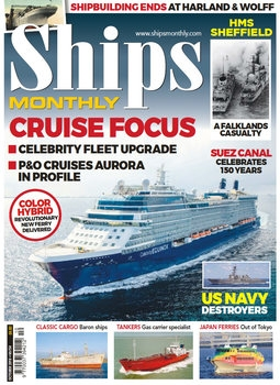 Ships Monthly 2019-10