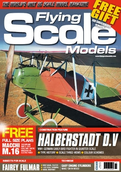 Flying Scale Models 2019-03