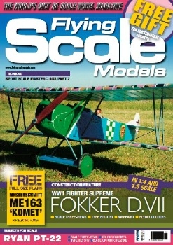 Flying Scale Models 2019-09