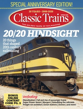 Classic Trains 2020 Spring
