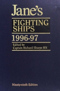 Jane's Fighting Ships 1996-97