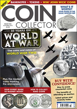 Coin Collector 2019-05 Autumn