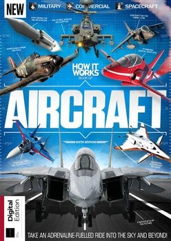 Book of Aircraft (How It Works 2018)