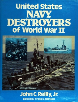 United States Navy Destroyers of World War II