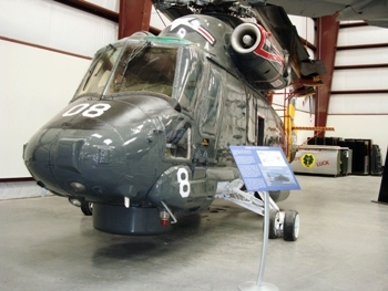 SH-2F Seasprite Walk Around