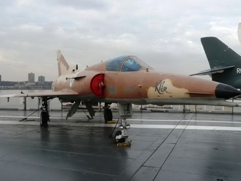 IAI F-21A Kfir Walk Around