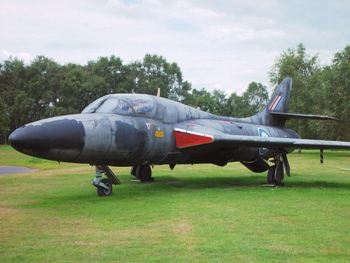Hawker Hunter T.7A Walk Around