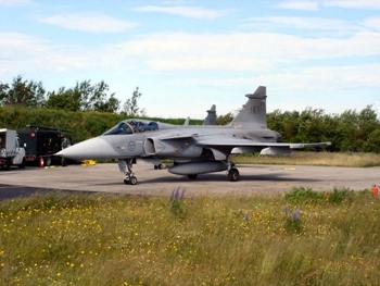 JAS-39A Gripen Walk Around