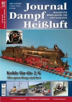 Journal Dampf & Heissluft 2/2020