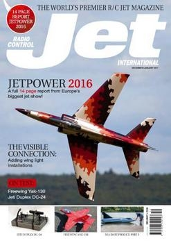 Radio Control Jet International 2016-12/2017-01