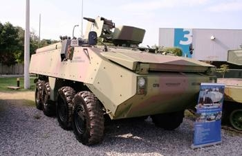 Mowag Piranha Walk Around