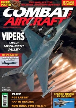 Combat Aircraft Monthly 2011-03