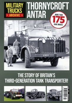 Thornycroft Antar (Military Trucks Archive № 1)