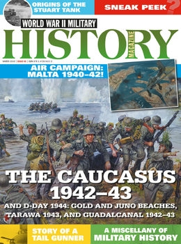 World War II Military History Magazine 2018-Winter (43)