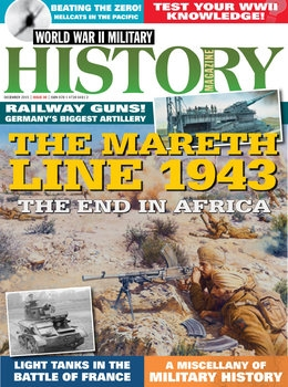 World War II Military History Magazine 2015-12 (30)