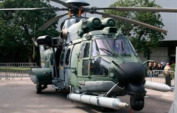 EC-725 Caracal Walk Around