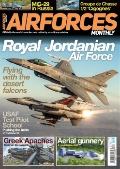 AirForces Monthly 2020-07