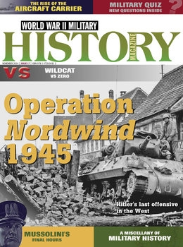 World War II Military History Magazine 2014-11 (17)