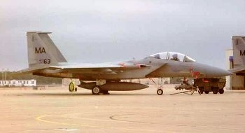 McDonnell Douglas F-15A Eagle Walk Around
