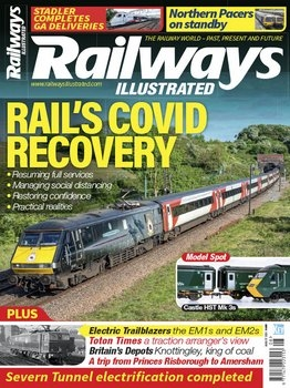 Railways Illustrated 2020-08