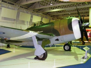 Republic P-47D Thunderbolt Walk Around