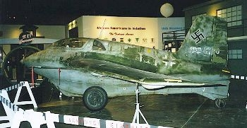 Messerschmitt Me 163B-1 Walk Around