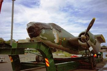 North American B-25 Mitchell Walk Around