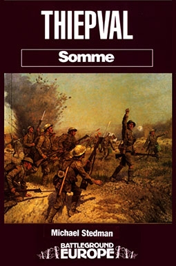 Thiepval: Somme (Battleground Europe)