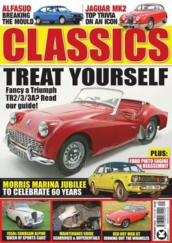 Classics Monthly - September 2020