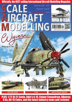 Scale Aircraft Modelling 2020-09