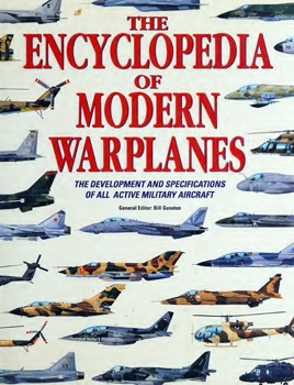 The Encyclopedia of Modern Warplanes