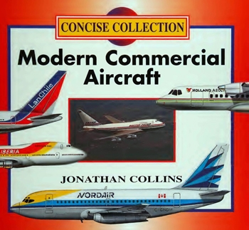 Modern Commercial Aircraft (Concise Collection)