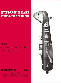 Profile Publications 154 - The Commonwealth Wirraway
