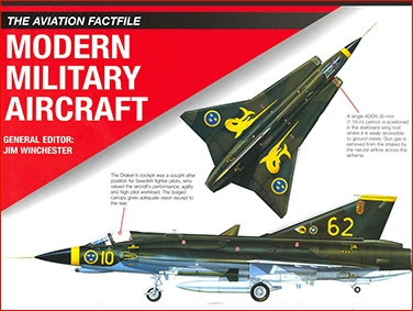 The Aviation Factfile: Modern Military Aircraft