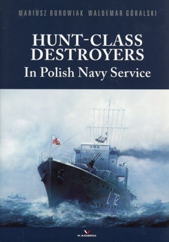 Hunt-Class Destroyer In Polish Navy Service